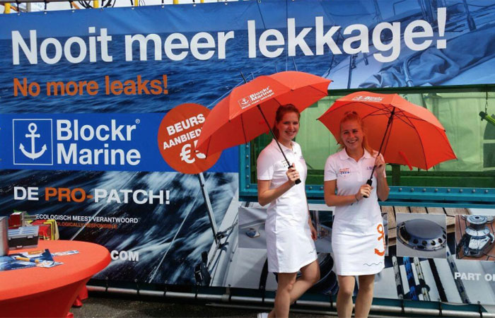 Sealworld op Boot Holland